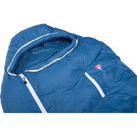 Grüezi-Bag Biopod DownWool Ice 175 Slaapzak, ice blue
